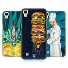 HEAD CASE DESIGNS PROFESSION INSPIRED - FOOD LEAGUES BACK CASE FOR LG PHONES 2