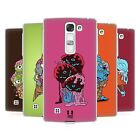 HEAD CASE DESIGNS ICECREAM MONSTERS HARD BACK CASE FOR LG PHONES 2
