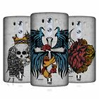 HEAD CASE DESIGNS TATTOO WINGS HARD BACK CASE FOR LG PHONES 1