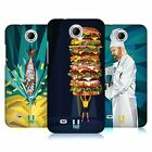 HEAD CASE DESIGNS PROFESSION INSPIRED - FOOD LEAGUES BACK CASE FOR HTC PHONES 3