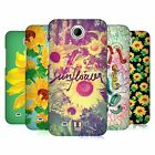 HEAD CASE DESIGNS SUNFLOWER HARD BACK CASE FOR HTC PHONES 3