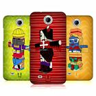 HEAD CASE DESIGNS COLLECTIVE TOTEMS HARD BACK CASE FOR HTC PHONES 3