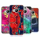 HEAD CASE DESIGNS SEA MONSTERS HARD BACK CASE FOR HTC PHONES 2