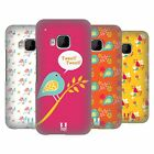 HEAD CASE DESIGNS BIRD PATTERNS HARD BACK CASE FOR HTC PHONES 1