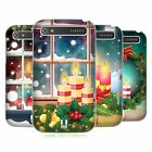 HEAD CASE DESIGNS HOLIDAY CANDLES HARD BACK CASE FOR BLACKBERRY PHONES