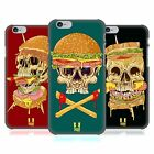 HEAD CASE DESIGNS SKULL SANDWICHES HARD BACK CASE FOR APPLE iPHONE PHONES