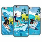 HEAD CASE DESIGNS SURFING MOVES HARD BACK CASE FOR APPLE iPHONE PHONES