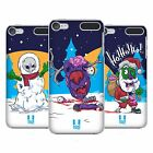 HEAD CASE DESIGNS CHRISTMAS ZOMBIES HARD BACK CASE FOR APPLE iPOD TOUCH MP3