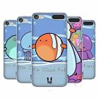 HEAD CASE DESIGNS SEA CREATURES HARD BACK CASE FOR APPLE iPOD TOUCH MP3