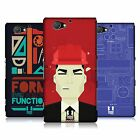 HEAD CASE DESIGNS PROFESSION INSPIRED - ARKI DESIGNS BACK CASE FOR SONY PHONES 4
