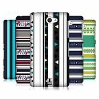 HEAD CASE DESIGNS PRINTED STRIPES HARD BACK CASE FOR SONY PHONES 4