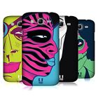 HEAD CASE DESIGNS CIRCUS FREAKS HARD BACK CASE FOR SAMSUNG PHONES 6