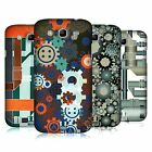 HEAD CASE DESIGNS PIPES AND GEARS HARD BACK CASE FOR SAMSUNG PHONES 6