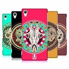 HEAD CASE DESIGNS SKULLS FOLK ART HARD BACK CASE FOR SONY PHONES 2