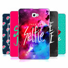 HEAD CASE DESIGNS SELFIE CRAZE HARD BACK CASE FOR SAMSUNG TABLETS 1