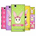 HEAD CASE DESIGNS SOFIE THE BUNNY HARD BACK CASE FOR SONY PHONES 3