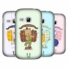 HEAD CASE DESIGNS CIRCUS ANIMALS HARD BACK CASE FOR SAMSUNG PHONES 5
