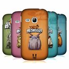 HEAD CASE DESIGNS OVI MONSTERS HARD BACK CASE FOR SAMSUNG PHONES 5