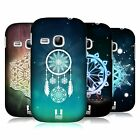 HEAD CASE DESIGNS SNOWFLAKES HARD BACK CASE FOR SAMSUNG PHONES 5
