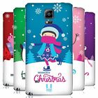 HEAD CASE DESIGNS CHRISTMAS TIDINGS BATTERY COVER FOR SAMSUNG PHONES 1