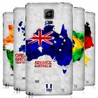 HEAD CASE DESIGNS GEOMETRIC MAPS REPLACEMENT BATTERY COVER FOR SAMSUNG PHONES 1