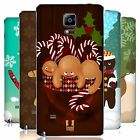 HEAD CASE DESIGNS THE GINGERBREAD REPLACEMENT BATTERY COVER FOR SAMSUNG PHONES 1