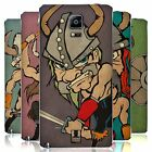 HEAD CASE DESIGNS VIKINGS REPLACEMENT BATTERY COVER FOR SAMSUNG PHONES 1