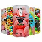 HEAD CASE DESIGNS SUGARY THOUGHTS SOFT GEL CASE FOR LG PHONES 1