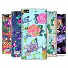 HEAD CASE DESIGNS SUMMER BLOOMS SOFT GEL CASE FOR BLACKBERRY PHONES
