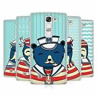 HEAD CASE DESIGNS SAILOR ANIMALS SOFT GEL CASE FOR LG PHONES 2