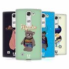 HEAD CASE DESIGNS THE HIPSTER TRY-HARDS SOFT GEL CASE FOR LG PHONES 2