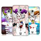 HEAD CASE DESIGNS FAD MONSTERS SOFT GEL CASE FOR NOKIA PHONES 1
