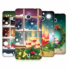 HEAD CASE DESIGNS HOLIDAY CANDLES SOFT GEL CASE FOR NOKIA PHONES 1