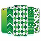 HEAD CASE SAINT PADDYS DAY PATTERNS SOFT GEL CASE FOR APPLE iPHONE PHONES