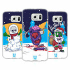HEAD CASE DESIGNS CHRISTMAS ZOMBIES SOFT GEL CASE FOR SAMSUNG PHONES 1