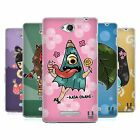 HEAD CASE DESIGNS CHIBI JAPANESE FOLKLORE MONSTERS GEL CASE FOR SONY PHONES 3