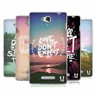 HEAD CASE DESIGNS THOUGHTS TO PONDER SOFT GEL CASE FOR SONY PHONES 3