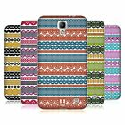 HEAD CASE DESIGNS STRIPES OF LACES SOFT GEL CASE FOR SAMSUNG PHONES 4