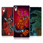 HEAD CASE DESIGNS GARGOYLES SOFT GEL CASE FOR SONY PHONES 2