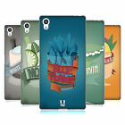 HEAD CASE DESIGNS MIX DRINKS-NEW SOFT GEL CASE FOR SONY PHONES 2