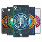 HEAD CASE DESIGNS PLATES OF OLYMPUS SOFT GEL CASE FOR SONY PHONES 2