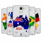 HEAD CASE DESIGNS GEOMETRIC MAPS SOFT GEL CASE FOR LG PHONES 3