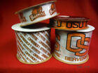 Oregon State Beavers Licensed NCAA Ribbon-4 Different Prints/Widths - Offray
