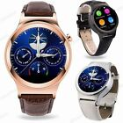 "NO.1 S3 GSM Smart Watch Phone Mate 1.22"" Touchscreen For Android IOS iPhone"