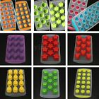Silicone Chocolate Mold Maker Ice Cube Tray Freeze Mould Bar Pudding Jelly Hot