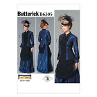Butterick 6305 Sewing Pattern to MAKE Historic 1870/80 Costume Steampunk Cosplay