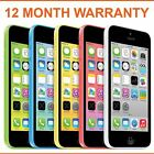 Apple iPhone 5C 8GB Factory Unlocked Sim Free Smartphone - Various Colours