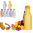 550ml Sport Travel Water Bottle Portable Leak-proof  Outdoor Cycling Camping Cup