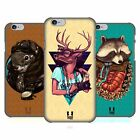 HEAD CASE DESIGNS ANIMALS IN FASHION HARD BACK CASE FOR APPLE iPHONE PHONES