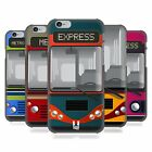 HEAD CASE DESIGNS BUS STUFF HARD BACK CASE FOR APPLE iPHONE PHONES